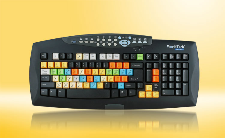 ADOBE PHOTOSHOP KEYBOARD, ENGELSKT