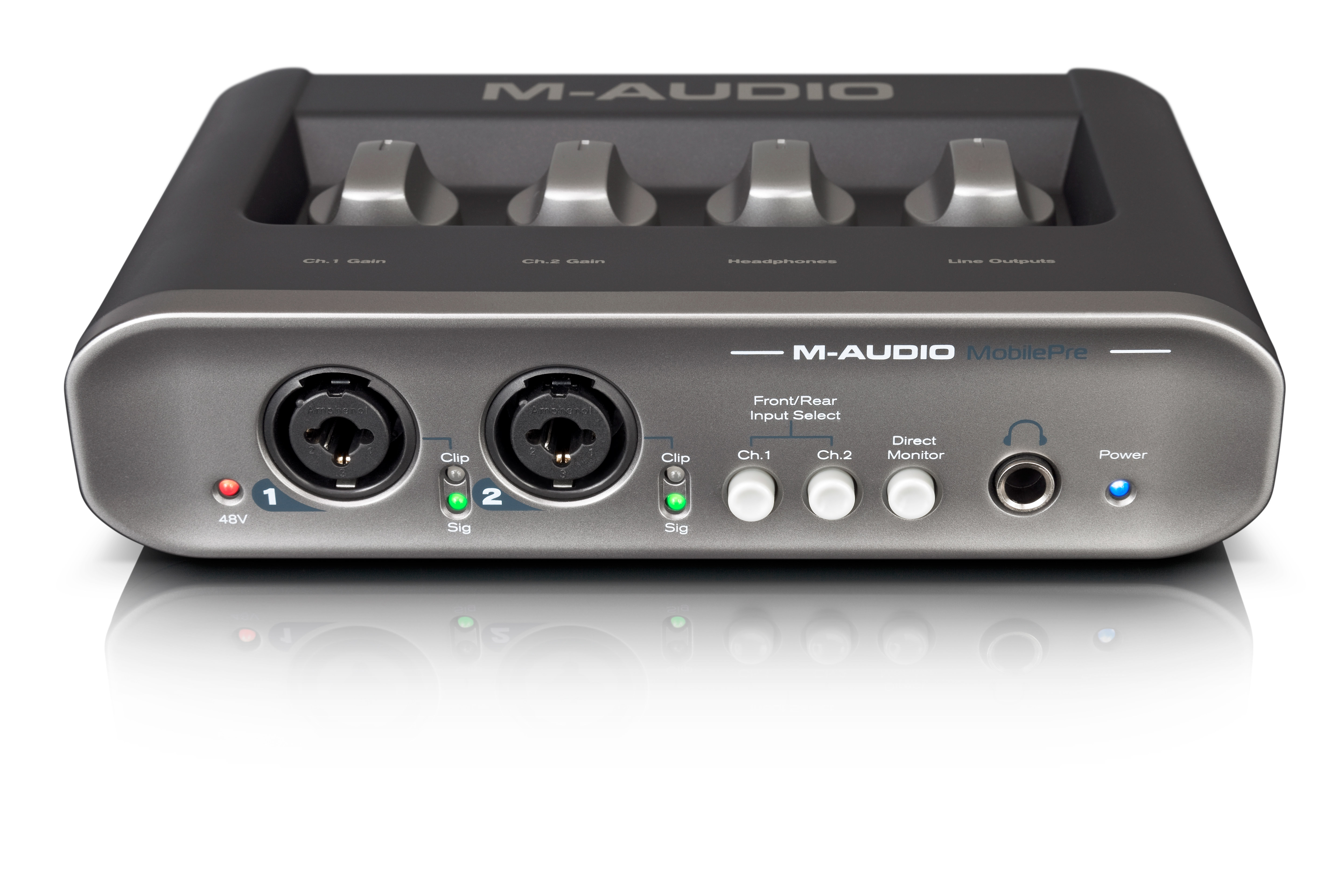 M-AUDIO MOBILE PRE USB MK2 PRO TOOLS MP9