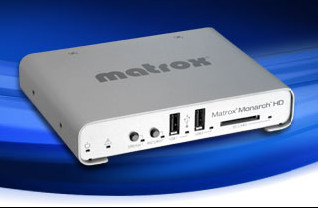 MATROX MONARCH HD - HDMI