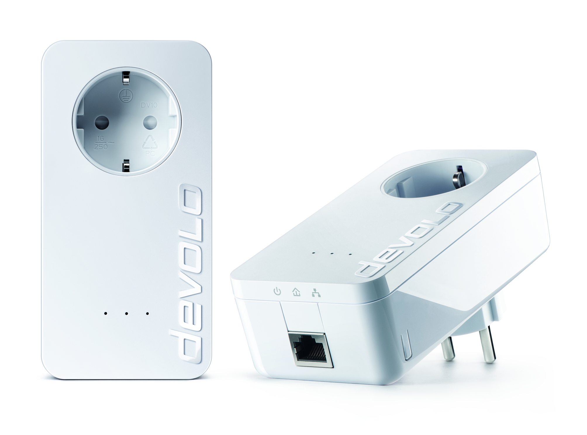 DEVOLO DLAN 650 + AV SINGLE