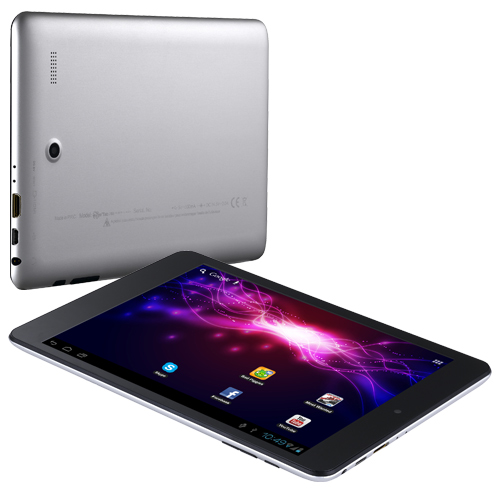 STOREX EZEE TAB 785 QUAD 8GB HD BLACK