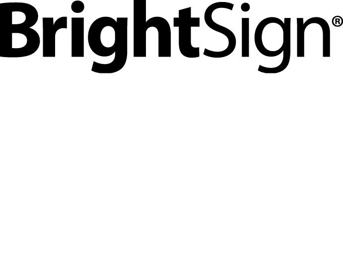 BRIGHTSIGN NETWORK SERVICE SUBSCRIPTION  1 YEAR