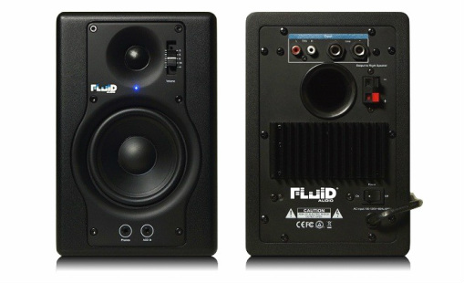 FLUID AUDIO F4 PAIR