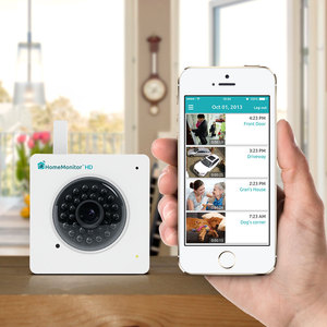 HOMEMONITOR INDOOR CAMERA HD WIFI
