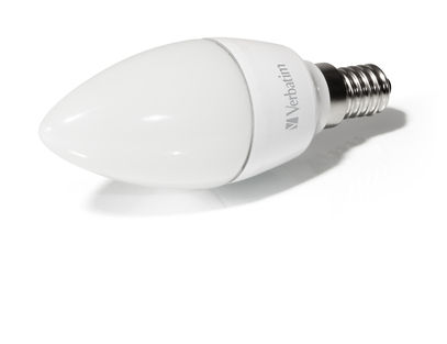 LED CANDLE E14 4.5W ( 30W ) 2700K WW 350LM Frosted