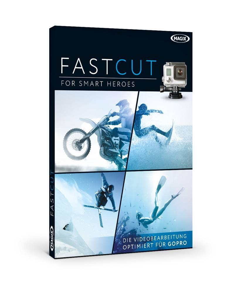 MAGIX FASTCUT FOR GOPRO - ACADEMIC VOLUME 100+
