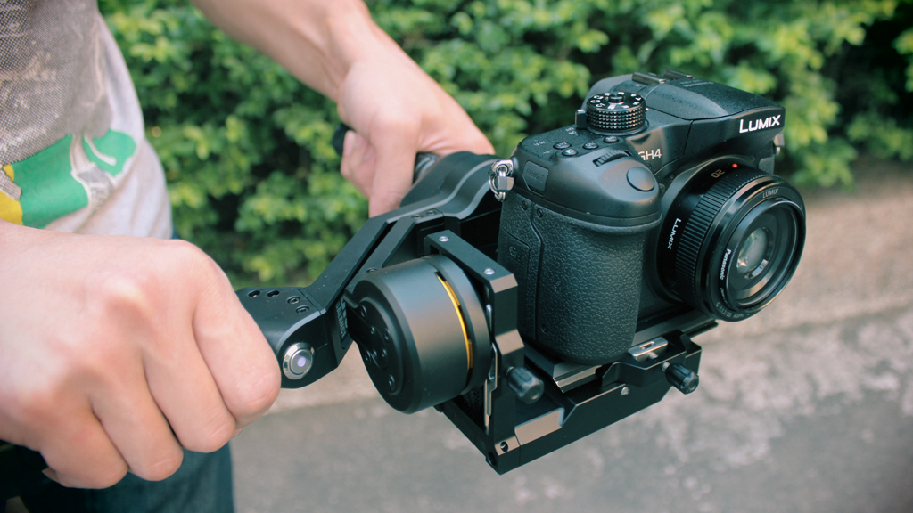 GIBBON GN1 2-AXIS GIMBAL BIG BALANCE