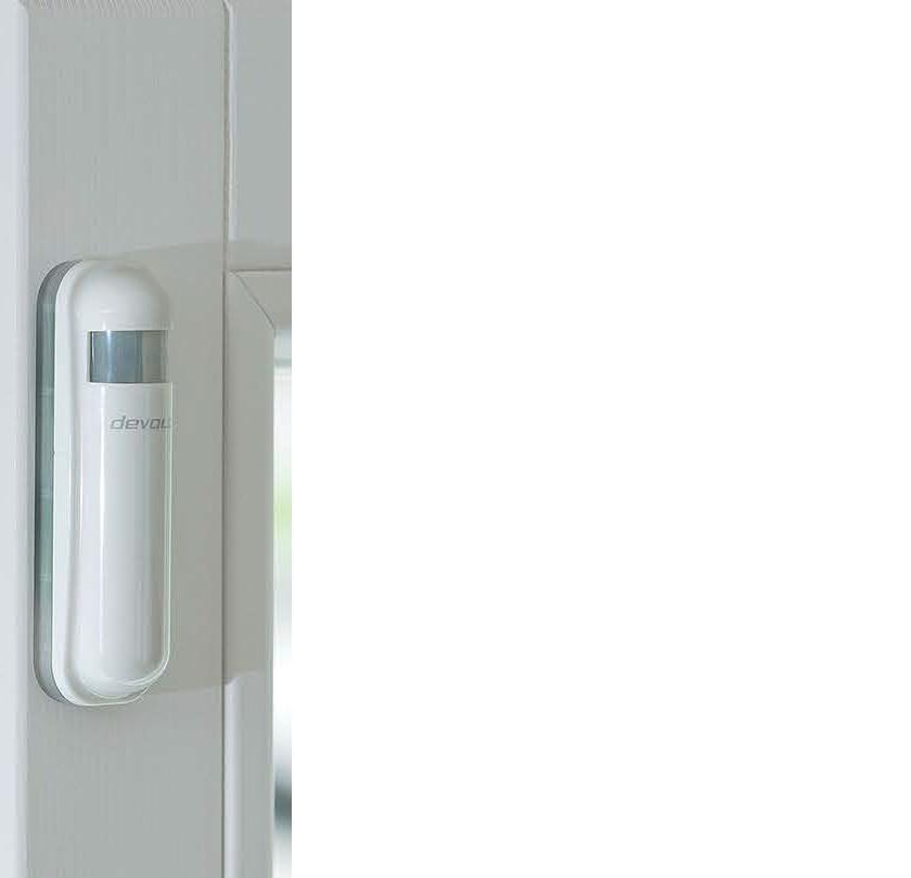 DEVOLO HOME CONTROL DOOR-/WINDOW CONTACT , Z-WAVE