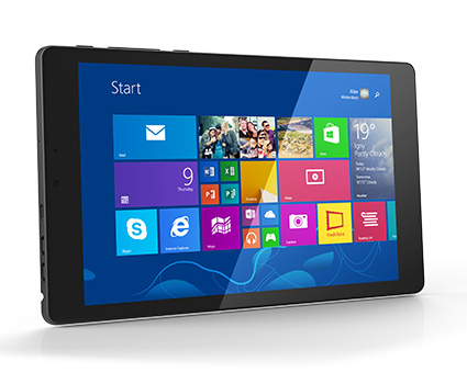 ARCHOS 80 CESIUM WINDOWS TABLET