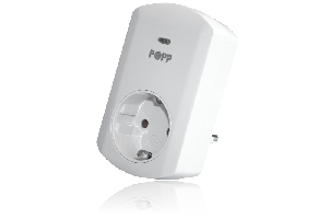 MYSMARTHOME WALL PLUG SWITCH IP 20 EU Z-WAVE
