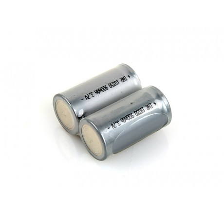 BATTERY FOR STEADYGIM3, RIDER, STEADYFONE 2PCS