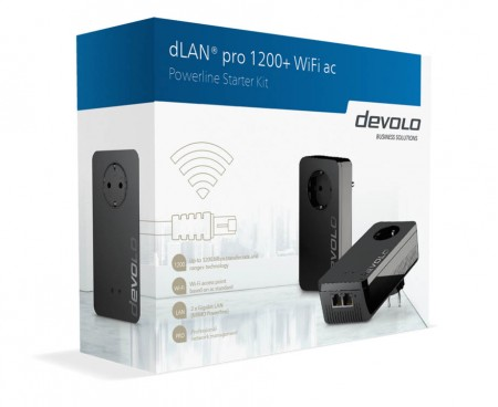 DEVOLO DLAN PRO 1200+ WIFI AC SINGLE