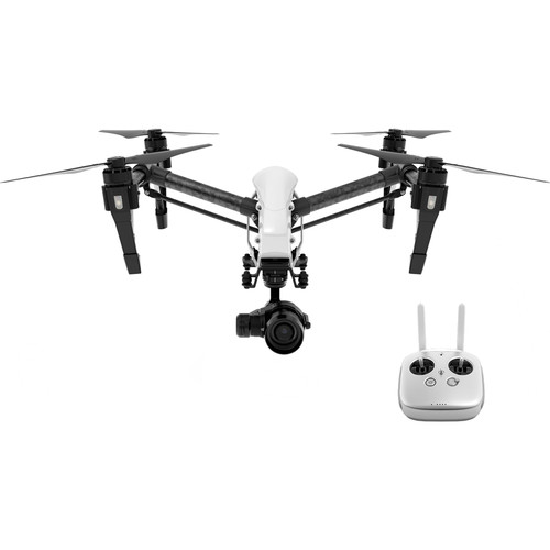 DJI - INSPIRE 1 PRO ZENMUSE X5 ONE REMOTE CONTROLLER AND LENS