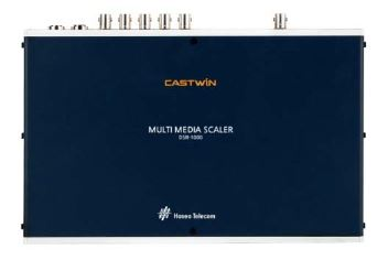CASTWIN SDI VIDEO/AUDIO EMBEDDER/CONVERTER