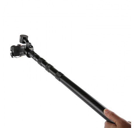 BESTABLECAM STEADYGIM3 EXTENSION POLE CARBON