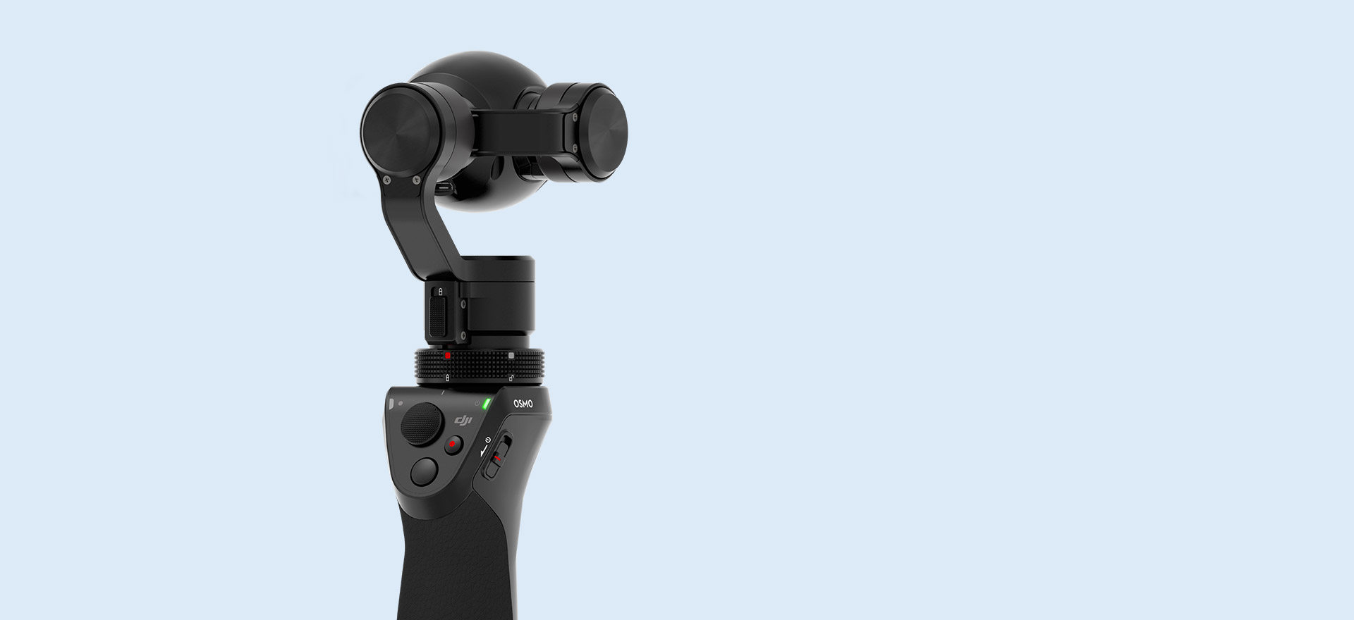 DJI - OSMO WITH FLEXIMIC