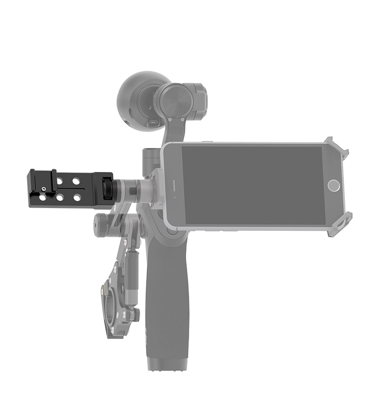 DJI - OSMO UNIVERSAL MOUNT PART 6