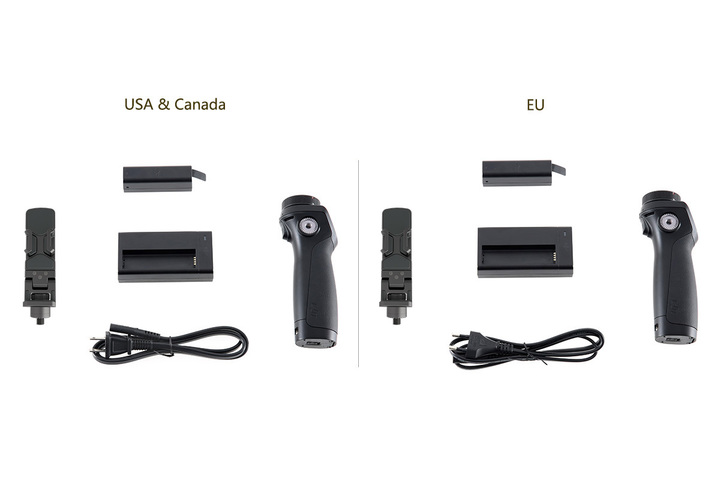 DJI - OSMO HANDLE KIT