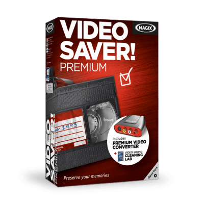 MAGIX VIDEO SAVER 8 PREMIUM SK