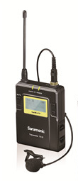 SARAMONIC UHF WIRELESS BODYPACK TX9