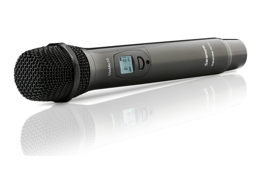 SARAMONIC UHF WIRELESS HAND MIC, HU10