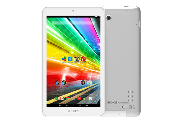 ARCHOS 70 PLATINUM QUAD 1,3GHz 16GB HD