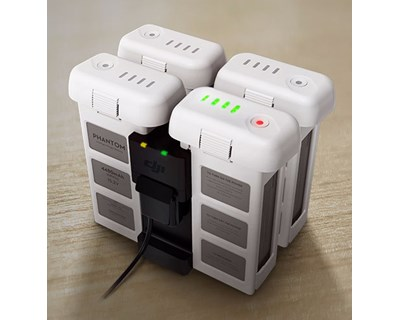DJI - PHANTOM 3 BATTERY CHARGING HUB