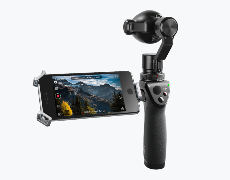 DJI - OSMO PLUS ZOOM