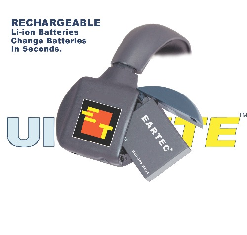 EARTEC ULTRALITE Li 3,7V BATTERY