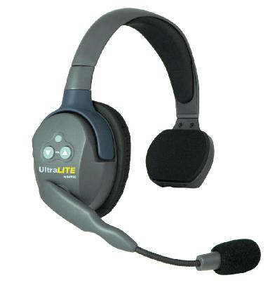 EARTEC ULTRALITE 2 SINGLE+1 DOUBLE HEADSET