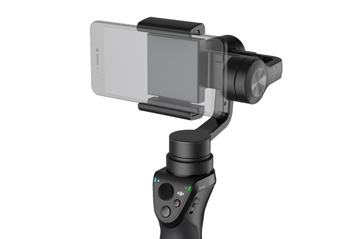 DJI - OSMO MOBILE BLACK