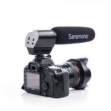 SARAMONIC VIDEO MICROPHONE