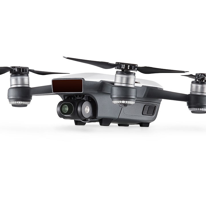 DJI - SPARK ALPINE WHITE FLY MORE COMBO