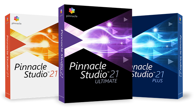 PINNACLE STUDIO 21 STANDARD
