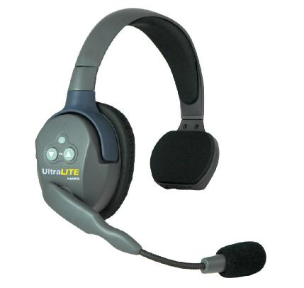 EARTEC ULTRALITE SINGLE HEADSET REMOTE HD