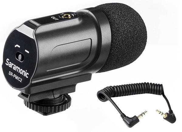 SARAMONIC VIDEO MICROPHONE SR-PMIC2