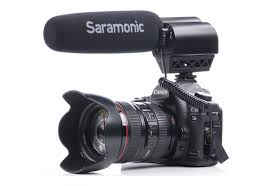 SARAMONIC VIDEO MICROPHONE Vmic