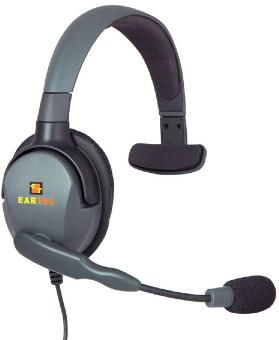 EARTEC ULTRALITE MAX4G SINGLE HEADSET