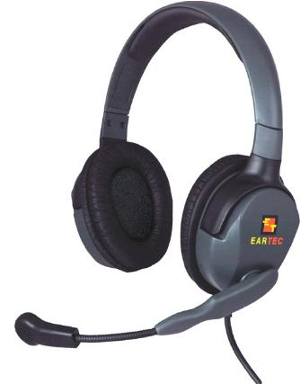 EARTEC ULTRALITE MAX4G DOUBLE HEADSET