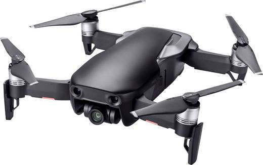 DJI - MAVIC AIR ONYX BLACK FLY MORE COMBO
