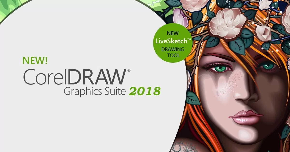 CORELDRAW GRAPHICS SUITE 2018 ENG