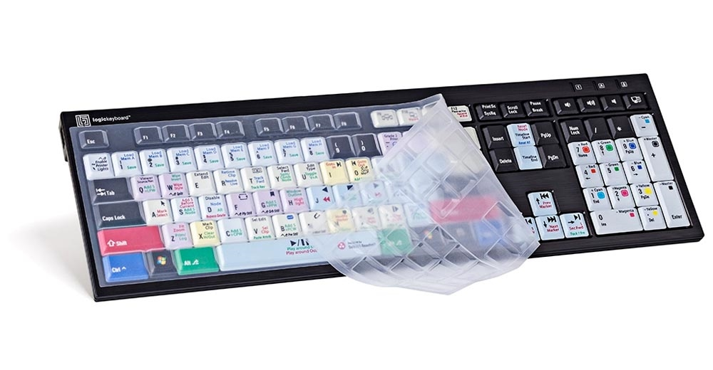 LOGICSKIN COVER FOR PC SLIM KEYBOARD