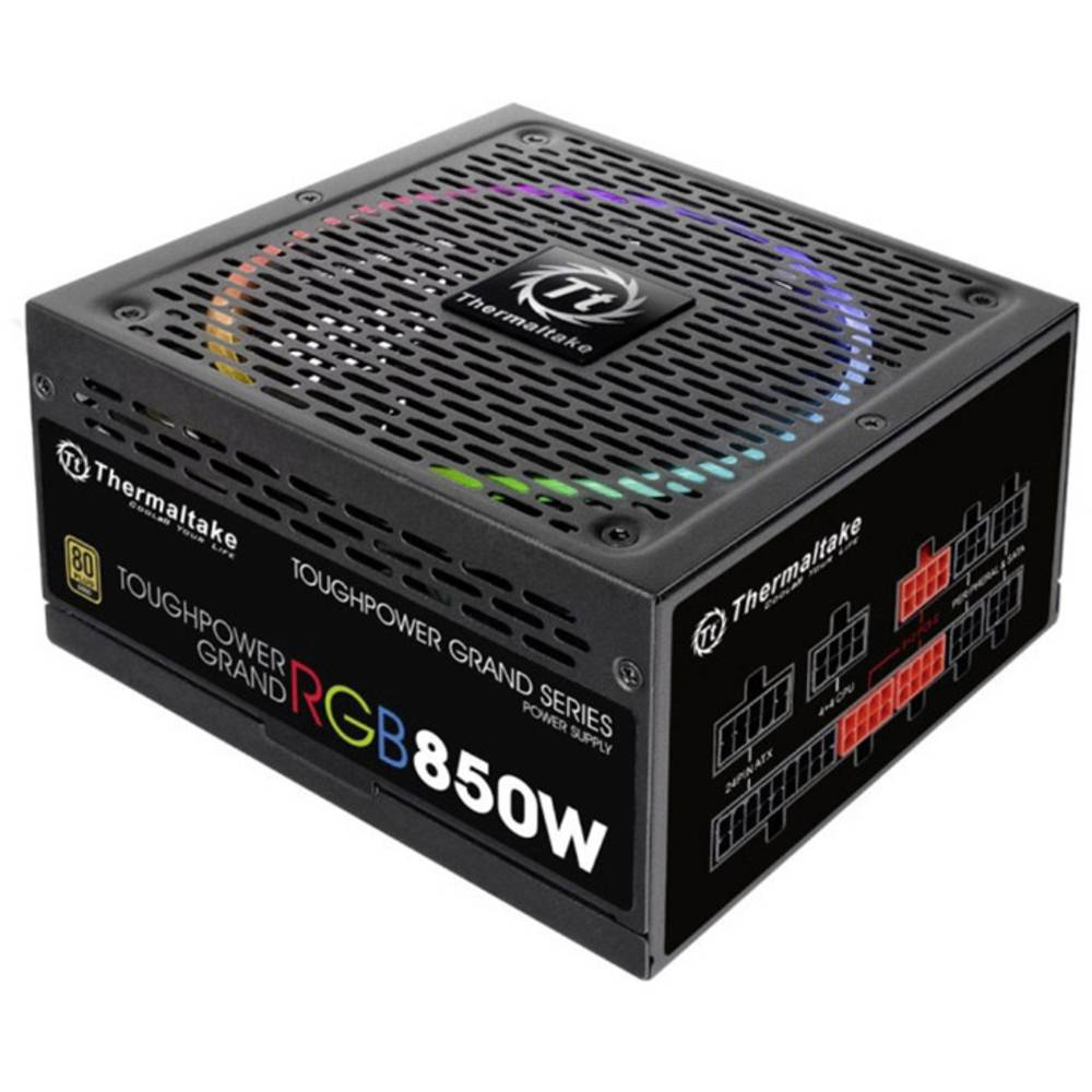 THERMALTAKE TOUGH POWER GRAND ATX RGB 850W  80 PLUS GOLD