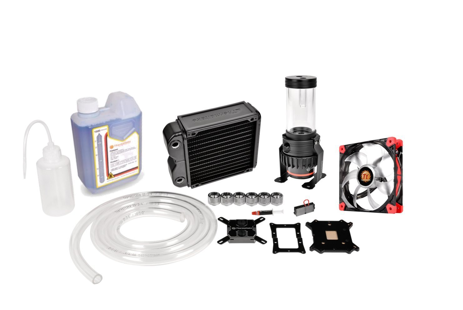 THERMALTAKE PACIFIC RL140 LIQUID COOLING KIT