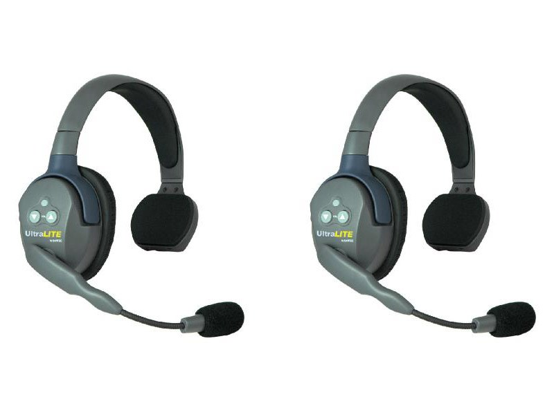 EARTEC ULTRALITE 2 SINGLE EAR HEADSET HD