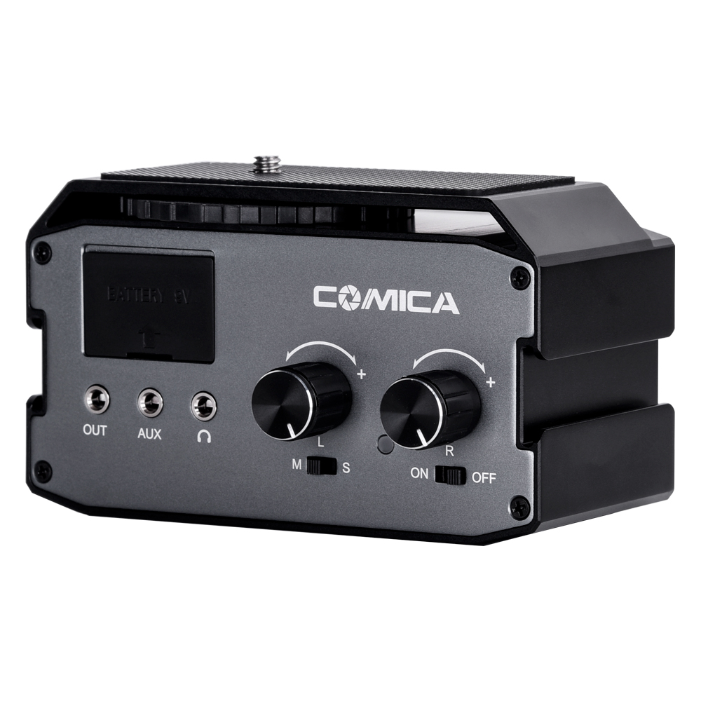 COMICA AUDIO MIXER CVM-AX3