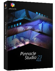 PINNACLE STUDIO 23 PLUS  ESD