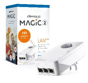 DEVOLO MAGIC 2 3LAN SINGLE ADAPTER