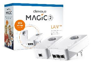 DEVOLO MAGIC 2 3LAN STARTER KIT